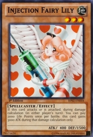 Injection Fairy Lily - 1st Edition - BP02-EN018