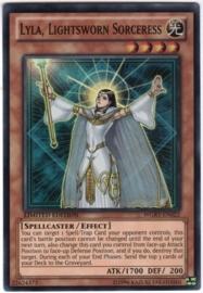 Lyla, Lightsworn Sorceress - Limited Edition - WGRT-EN022