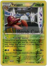 Parasect - Gen - 7/83 - Reverse