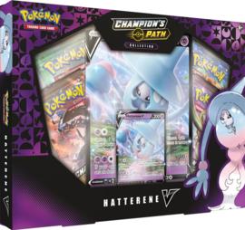 Pokemon - Champion's Path - Hatterene V Box