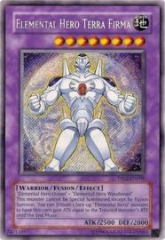 Elemental Hero Terra Firma - PP02-EN009 (Secret R)