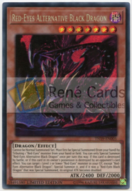 Red-Eyes Alternative Black Dragon - Limited Edition - TN19-EN005