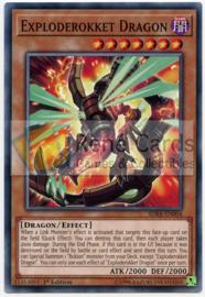 Exploderokket Dragon - 1st Edition - SDRR-EN004