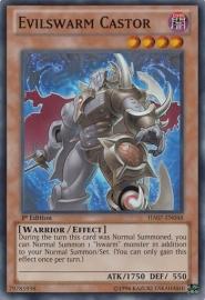 Evilswarm Castor - 1st. Edition - HA07-EN048