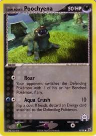 Team Aqua's Poochyena - MagAqu - 55/95