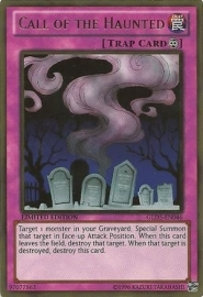 Call of the Haunted - Limited Edition - GLD5-EN046
