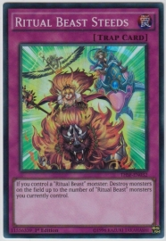 Ritual Beast Steeds - 1st Edition - THSF-EN032