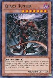 Chaos Hunter - 1st Edition - BP02-EN095 - MF