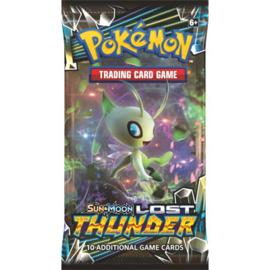 Pokemon - S&M - Lost Thunder - Booster Pack - Celebi