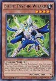 Silent Psychic Wizard - 1st Edition - BP03-EN084