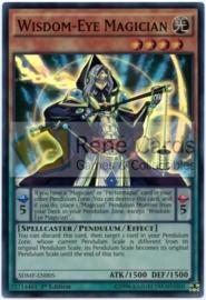 Wisdom-Eye Magician - 1st Edition - SDMP-EN005