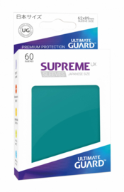 Supreme UX Sleeves Japanese Size Matte Petrol Blue