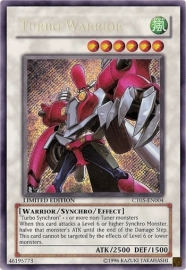 Turbo Warrior - Limited Edition - CT05-EN004
