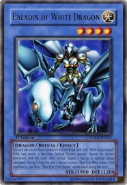 Paladin of White Dragon - Unlimited - DPKB-EN024