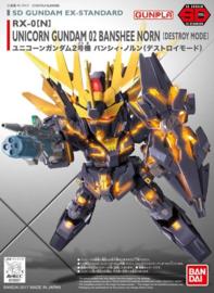 RX-0(N) Unicorn Gundam 02 Banshee Norn [Destroy Mode]