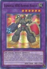 Elemental HERO Rampart Blaster - Unlimited - LCGX-EN047