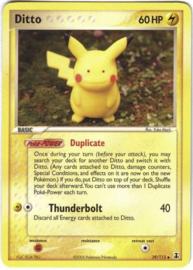 Ditto (Pikachu)  - DelSpe - 39/113