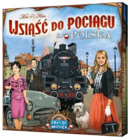 Ticket to Ride - Polska (P)
