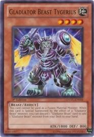 Gladiator Beast Tygerius - 1st Edition