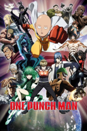 One Punch Man - Characters (082)