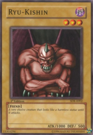 Ryu-Kishin - Unlimited - SDK-E002