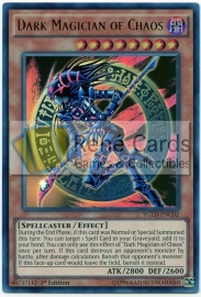 Dark Magician of Chaos - Unlimited - YGLD-ENC02