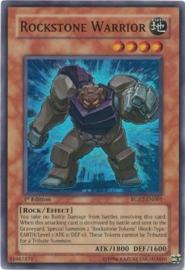 Rockstone Warrior - 1st. Edition