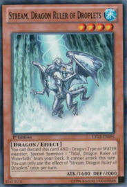 Stream, Dragon Ruler of Droplets - Unlimited - LTGY-EN096