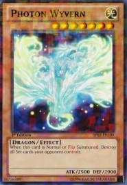 Photon Wyvern - 1st Edition - BP02-EN109