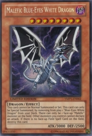 Malefic Blue-Eyes White Dragon - Limited Edition - YMP1-EN002