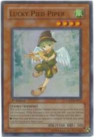 Lucky Pied Piper - 1st. Edition - TAEV-EN021