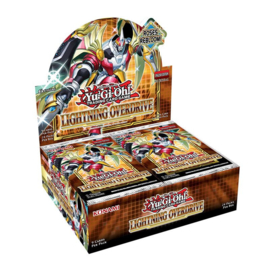 Yu-Gi-Oh - Lightning Overdrive - Boosterbox - 1st. Edition