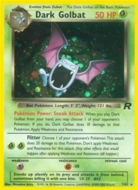 Dark Golbat - Unlimited - TeamRo - 7/82