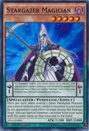 Stargazer Magician - 1st Edition - YS14-EN009
