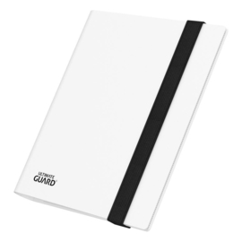 Ultimate Guard 4-Pocket FlexXfolio White