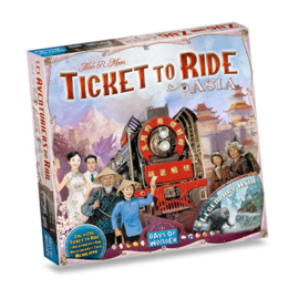Ticket to Ride - Asia & Legendary Asia