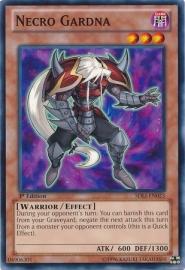 Necro Gardna - 1st Edition - SDLI-EN023