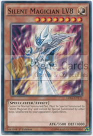 Silent Magician LV8 -  1st. Edition - LDK2-ENY13