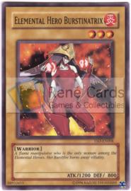 Elemental HERO Burstinatrix - Unlimited - YSD-EN008