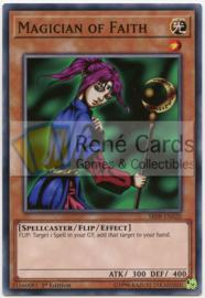 Magician of Faith - 1st Edition - SR08-EN020