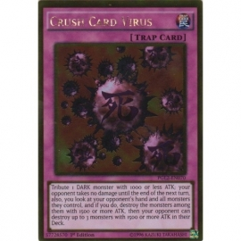 Crush Card Virus - 1st Edition - PGL2-EN070