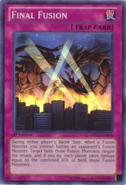 Final Fusion - 1st Edition - DRLG-EN018
