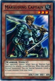 Marauding Captain - 1st Edition - YS12-EN014