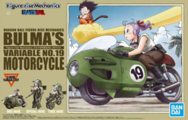 Bulma's Variable No.19 Motorcycle