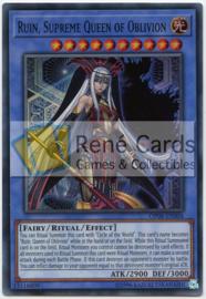 Ruin, Supreme Queen of Oblivion - OP08-EN004