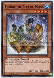 Gendo the Ascetic Monk - 1st. Edition - MP17-EN023