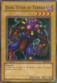Dark Titan of Terror - Unlimited - SDK-E013