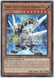 Odd-Eyes Saber Dragon - 1st Edition - YS15-ENY00