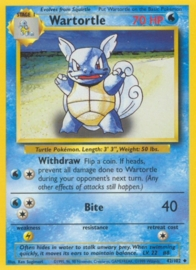 Wartortle - BaSet 42/102 - Unlimited
