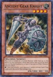 Ancient Gear Knight - 1st Edition - BP02-EN056